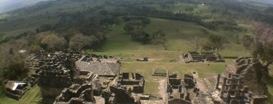 Zona Arqueológica de Toniná is one of Best of Chiapas.