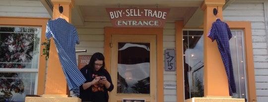 Orange is one of Tacoma Antiques.
