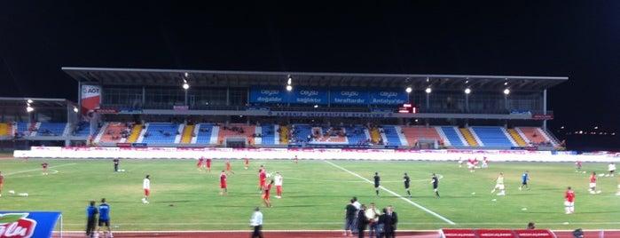 Üniversite Stadyumu is one of Stadyumlar.