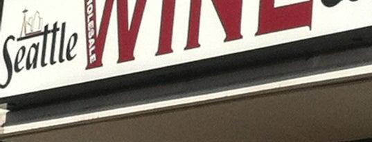 Seattle Wine Co. is one of Seattle.
