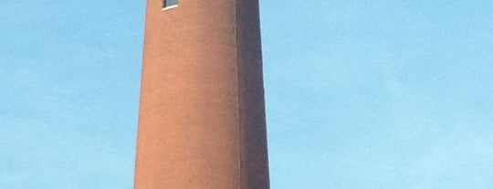 Phoenix Shot Tower is one of Off-Beat Baltimore.