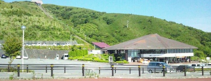 箱根 十国峠レストハウス is one of Orte, die Kazuhida gefallen.