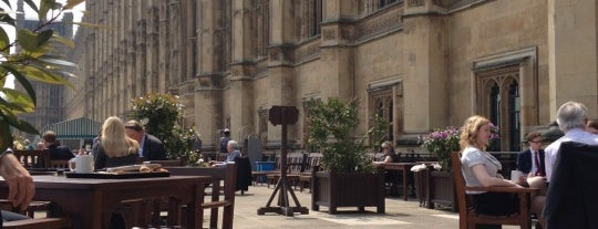 House of Commons Terrace is one of Posti che sono piaciuti a Carl.