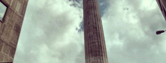 The Monument is one of Must Visit London.