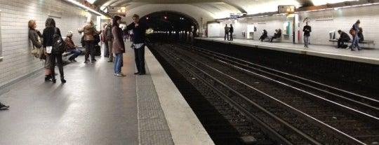 Métro Cluny–La Sorbonne [10] is one of Went Before 5.0.
