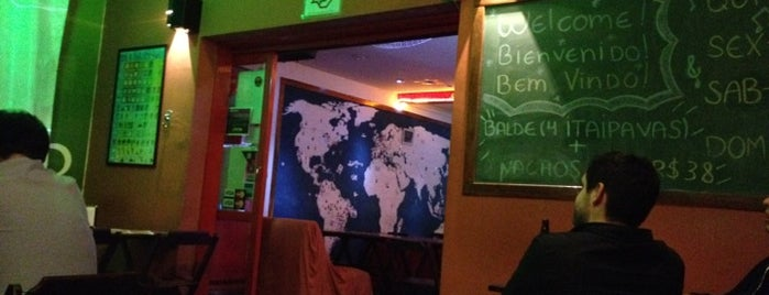 LimeTime Hostels & Bar is one of Bares/Baladas.