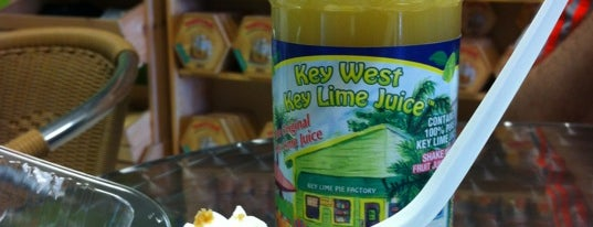 Key West Key Lime Pie Company is one of Posti salvati di Mafer.