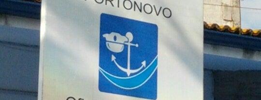 Porto de Portonovo is one of Tempat yang Disukai Manu.