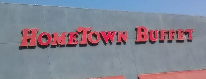 HomeTown Buffet is one of Lugares guardados de Cherise.