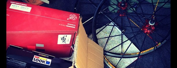 Bespoke Cycles is one of Cycling.