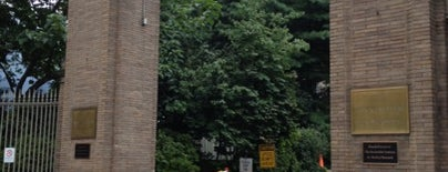 The Rockefeller University is one of Tempat yang Disukai Geraldine  🤡😻😆💋👋.