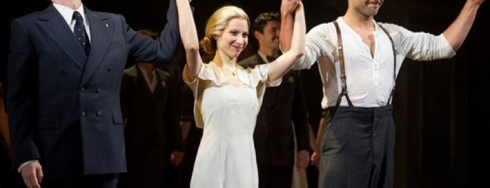 Evita on Broadway is one of Broadway.