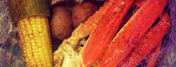 Joe's Crab Shack is one of Been To.