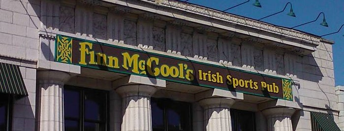 Finn McCool's is one of Night clubs.