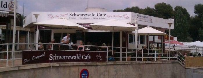 Strandcafé Schwarzwald is one of Coffee & Relax.