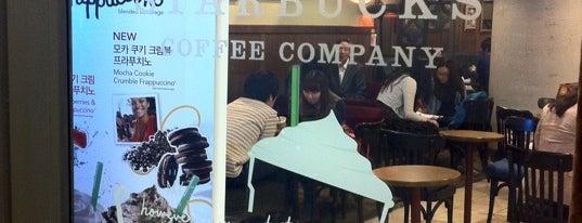 Starbucks is one of Posti che sono piaciuti a B.