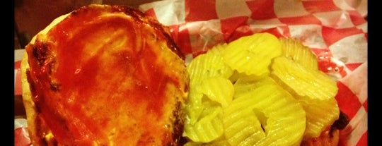 Snuffy's Malt Shop is one of Best Burger Spots Around the Twin Cities.