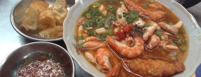 Bánh canh cua Hoàng Lan is one of Vietnam Mon Amour.