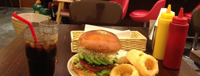 Hi-5 BURGERS is one of 飲食店.