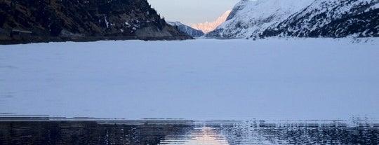Malga Ciapela is one of Dove sciare.