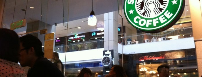 Starbucks is one of Favorite Cafés.