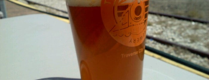 The Filling Station is one of Michigan Breweries.