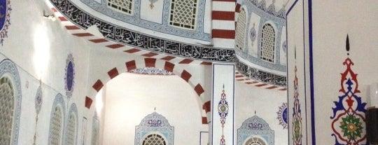 Etiler Camii is one of Mekanlar.