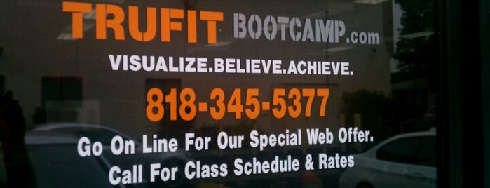 Tru Fit Bootcamp is one of Los Angeles Other.