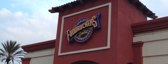 Fuddruckers is one of Lugares guardados de Anita.