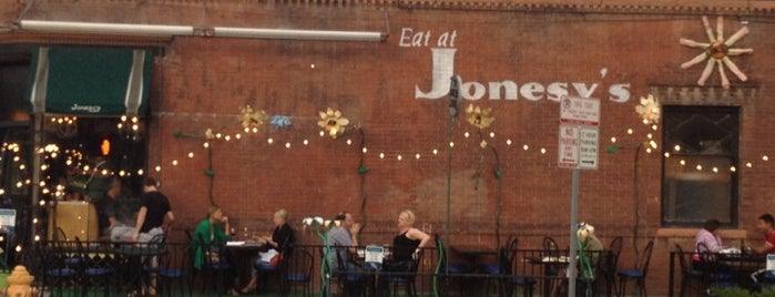 "Jonesy's Eat Bar is one of DENVER ""BRONCOS""... BRO."