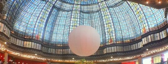 Brasserie du Printemps is one of Paris.