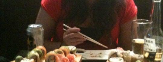 Tomodashi Go Sushi is one of Monseさんの保存済みスポット.