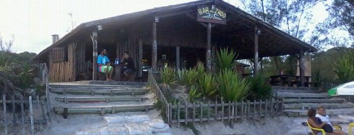 Bar do Zado is one of Best places in Garopaba, Rosa e Guarda do Embaú.