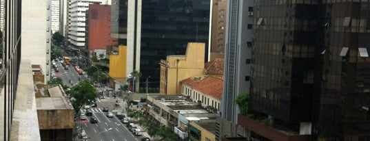Rua Marechal Deodoro is one of Curitiba.