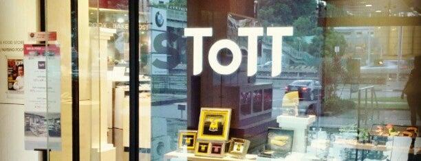 ToTT Store is one of Gerry 님이 저장한 장소.
