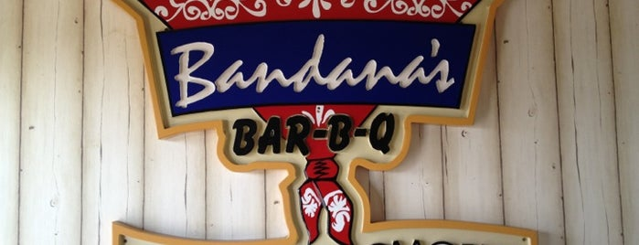 Bandana's BBQ is one of General Foodie.