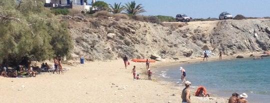 Lolantonis Beach is one of Vangelis : понравившиеся места.