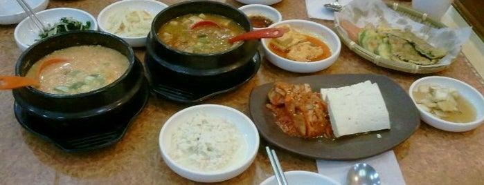 하남두부마을 is one of Locais curtidos por Woo.