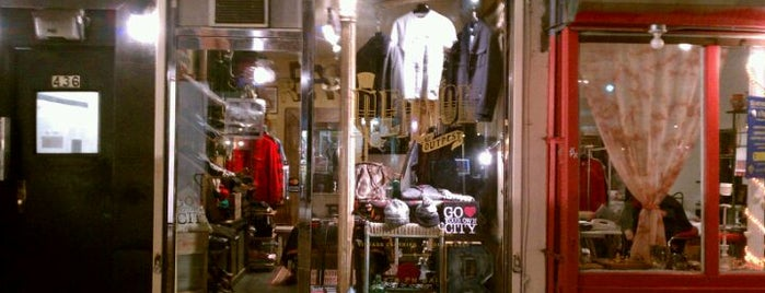"""Reason is one of Our """"Young Guns"""" Favorite Shops in NYC."""
