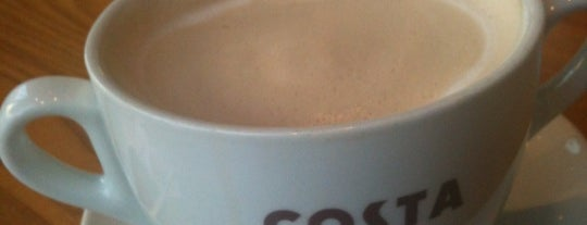 Costa Coffee is one of PınarGさんのお気に入りスポット.