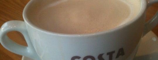 Costa Coffee is one of Orte, die PınarG gefallen.