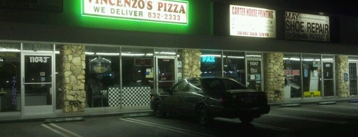 Vincenzo's Pizza is one of North Valley Food Finds.