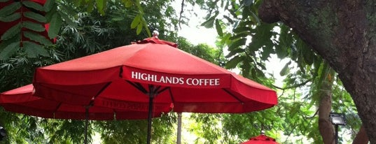 Highlands Coffee is one of Highlights from Vietnam.