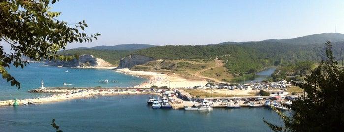 Marina Cafe Restoran is one of yenilesi.