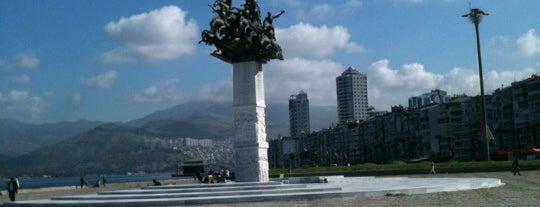 Gündoğdu Meydanı is one of İzmir.