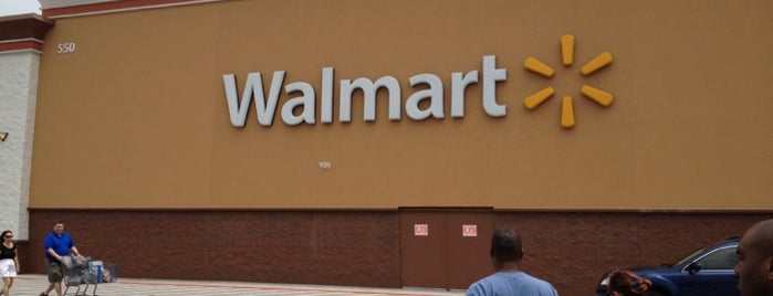 Walmart Supercenter is one of Family Beach Vacation.