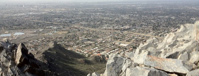 Phoenix Mountains Park and Recreation Area is one of Phoenix Points of Pride.
