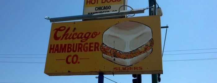 Chicago Hamburger Company is one of To Try.