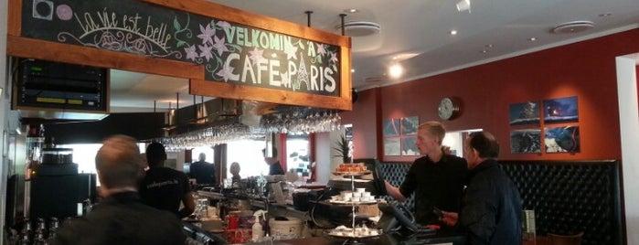 Café Paris is one of Locais salvos de Bobby.