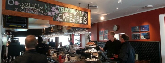 Café Paris is one of Iceland.